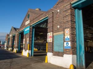 Arriva Bus Depot, 2010