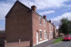 Gladstone Terrace, Ditherington